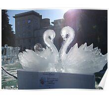 Ice sculptures-3 Poster