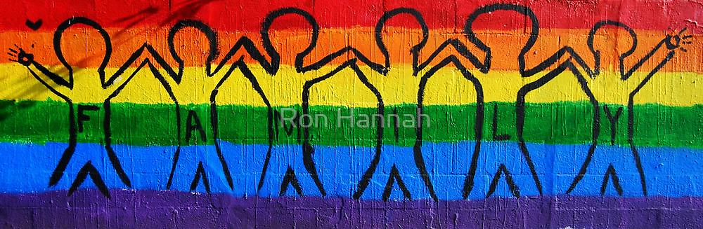 Family by Ron Hannah