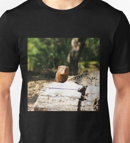 Dwarf Mongoose Unisex T-Shirt