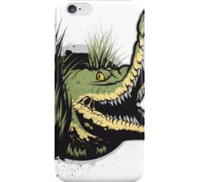 alligator iPhone Case/Skin