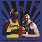 Parallel Universe NBA greatest Street Art by dashiner