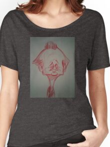 Bill Murray Caricature Women's Relaxed Fit T-Shirt