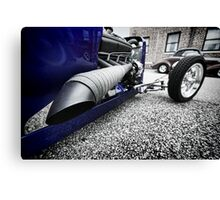 '27 Ford Roadster Canvas Print