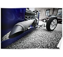 '27 Ford Roadster Poster