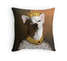Viva Chihuahua Throw Pillow