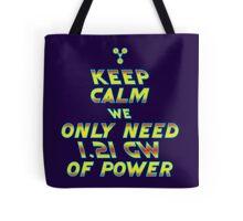 1.21 GW of Power Tote Bag