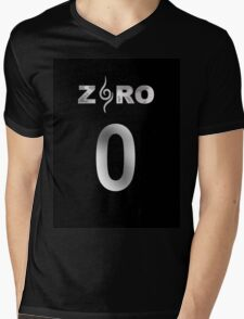 Z-Ro Mens V-Neck T-Shirt