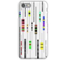 'Resistor Series I' iPhone Case/Skin
