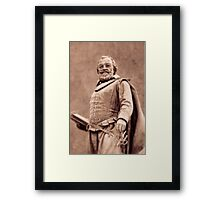 John Smith of Virginia  Framed Print