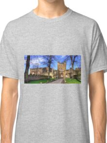 Durham Castle Gate Classic T-Shirt