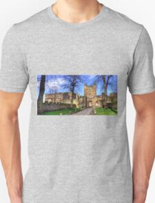 Durham Castle Gate T-Shirt
