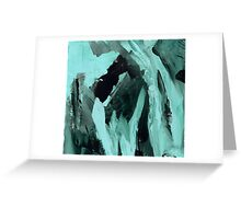 Global Cooling Greeting Card