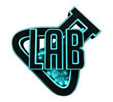 LaB Logo Photographic Print