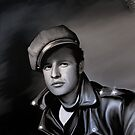 Marlon Brando by andy551