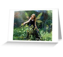 Mill Fairy Greeting Card