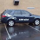 Ford Territory TX RWD Diesel by Joe Hupp