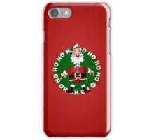 Santa Claus: Ho Ho Ho iPhone Case/Skin