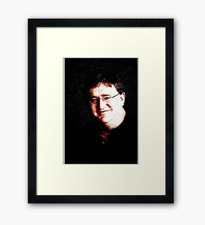 Gaben Framed Print