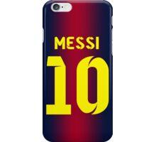 Messi 10 iPhone Case/Skin