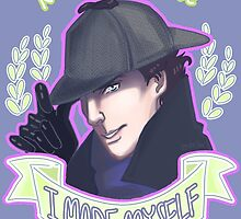 Sherlock - I Made Myself by enerjax
