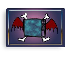 Bat of Sundry Belfries Canvas Print
