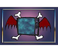 Bat of Sundry Belfries Photographic Print