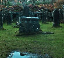 The Druid's Temple at Ilton by WatscapePhoto