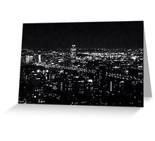 "NYC ""All the Little Lights"" Greeting Card"