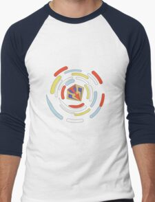 Transmute! Men's Baseball ¾ T-Shirt