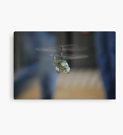 Firefly to base.........Over!!!! Canvas Print