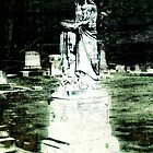 Virgin Mary - Marietta City Cemetery, Marietta, Ga. by Scott Mitchell