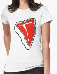 T-Bone Beef Steak Womens Fitted T-Shirt
