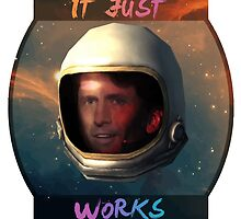 Todd Howard in Space just works by Roxyn