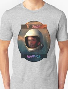 Todd Howard in Space just works T-Shirt