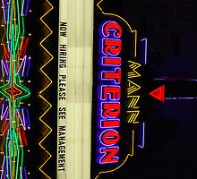 Neon Marquee by Photos55