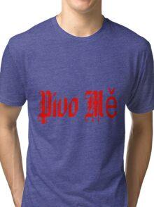 BEER ME Tri-blend T-Shirt