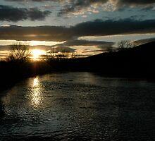 Humboldt River by teresalynwillis