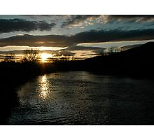 Humboldt River Photographic Print