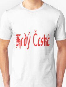 Proud Czech T-Shirt