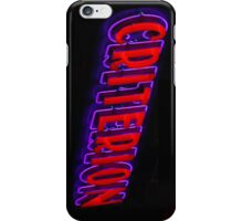 Neon Marquee2-P iPhone Case/Skin