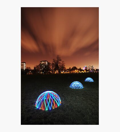 Dome Arrival Photographic Print