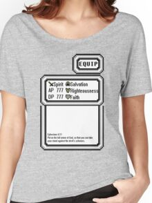 Armor of God - Ephesians 6:11 - version 2 Women's Relaxed Fit T-Shirt