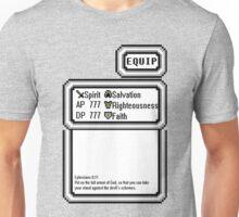 Armor of God - Ephesians 6:11 - version 2 Unisex T-Shirt