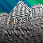 1892 Dreaming of Old Brick Buildings by deze