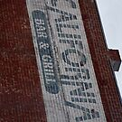 California Brick Sign... by Photos55