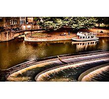 Avon River Falls Photographic Print