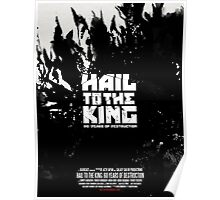 Hail to the King Movie Poster Poster