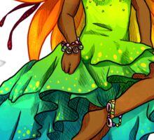 Summer Fairy Sticker