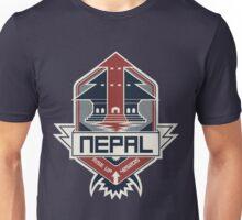 Nepal, Rise Up Unisex T-Shirt