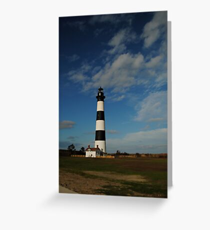 Bodie Island Lighthouse Greeting Card